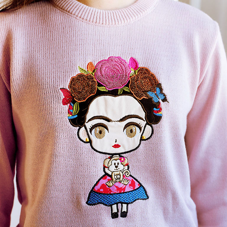SWEATER KAHLO